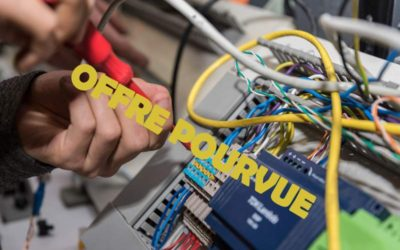URGENT -TECHNICIEN SUPERIEUR en ELECTROTECHNIQUE F/H