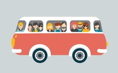 CHAUFFEURS H/F pour transport de personnes