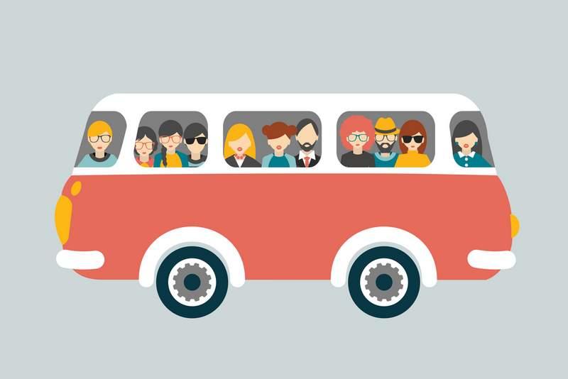 CHAUFFEURS F/H pour Transport de Personnes