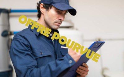 TECHNICIEN DE MAINTENANCE ÉLECTROTECHNIQUE F/H